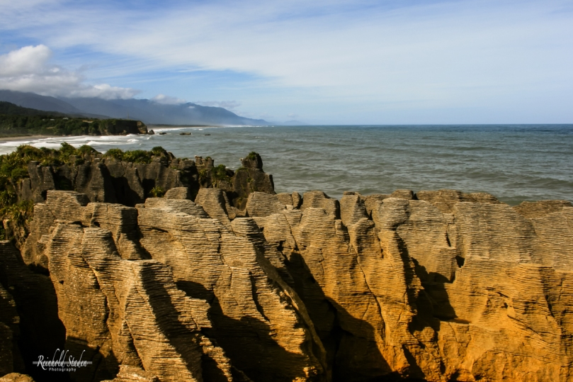 New Zealand - South Island - West Coast - Pancake Rocks by Reinhold Staden
