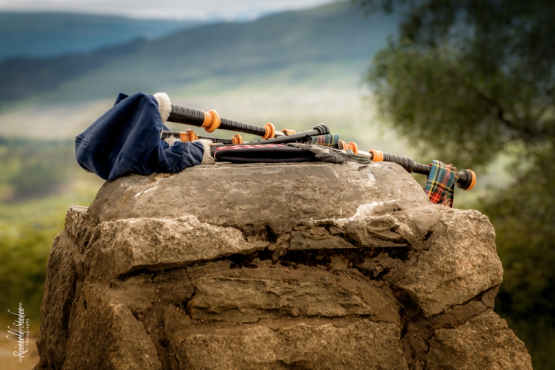 Great Highland Bagpipe by Reinhold Staden