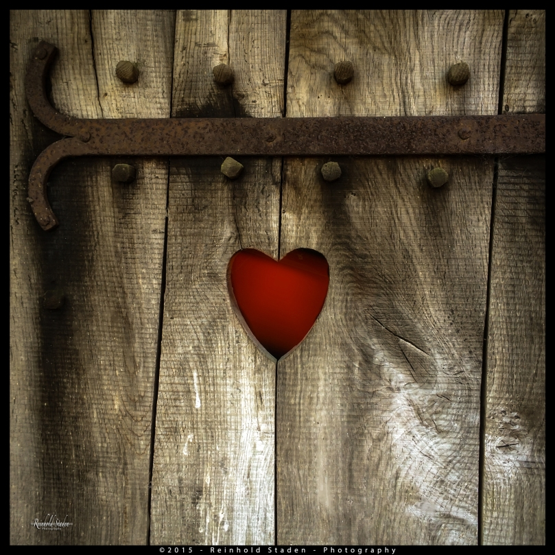 Door to your heart by Reinhold Staden