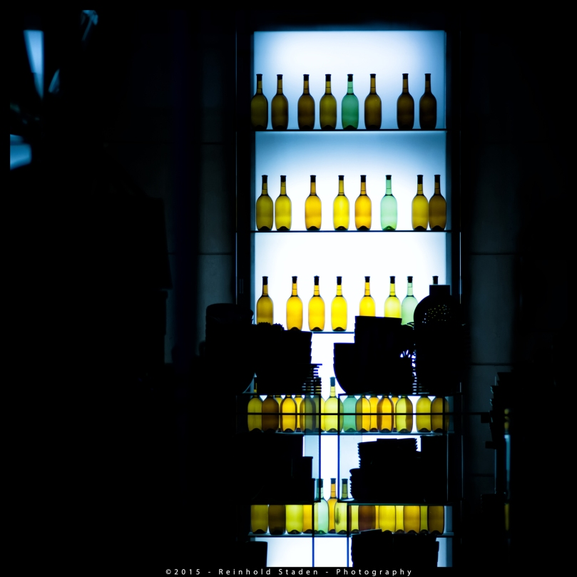 Bottles of Light by Reinhold Staden