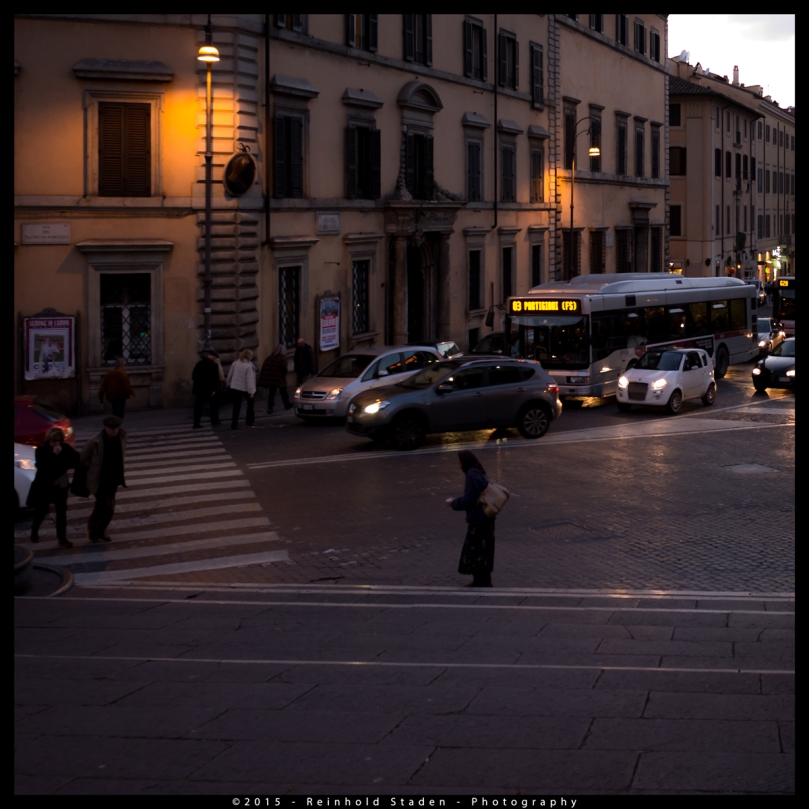 Streets of Rome by Reinhold Staden