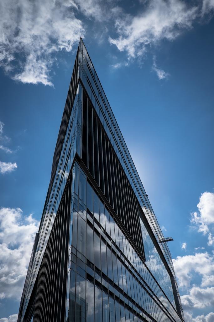 NDR Building by Reinhold Staden