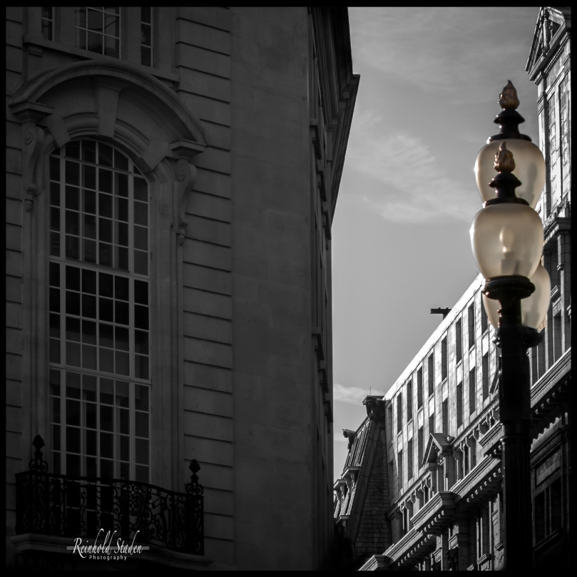 Streets of London by Reinhold Staden