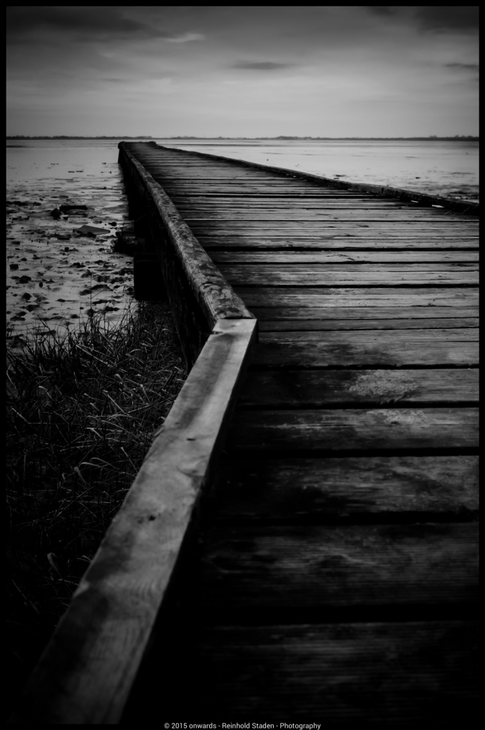 Jetty to Ebb and Flow by Reinhold Staden