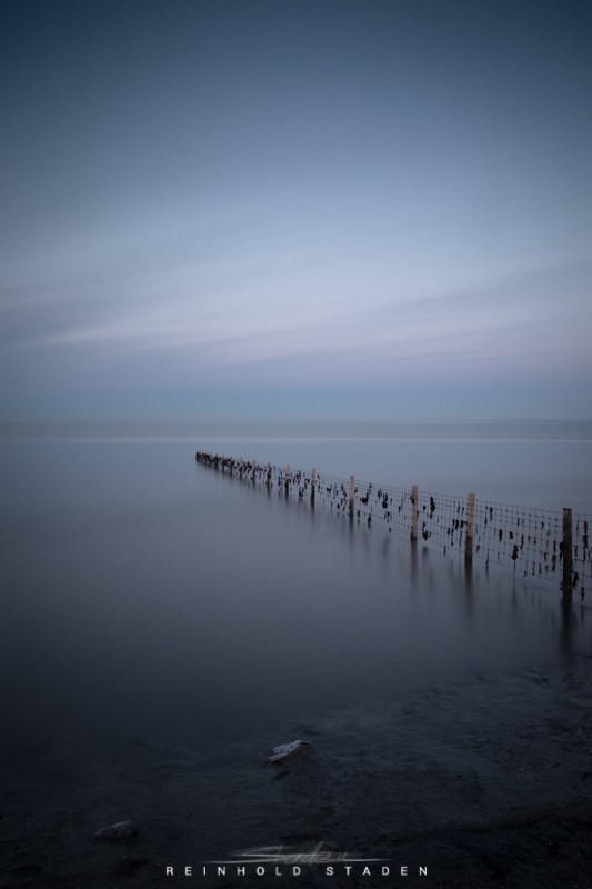 RSP - Reinhold Staden Photography - Note Sheet of the Ocean