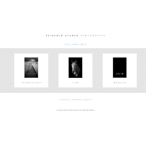 Homepage - Reinhold Staden Photography