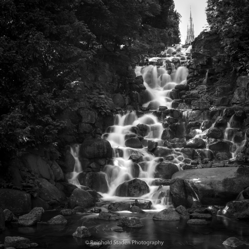 RSP - Reinhold Staden Photography - Waterfall in Berlin