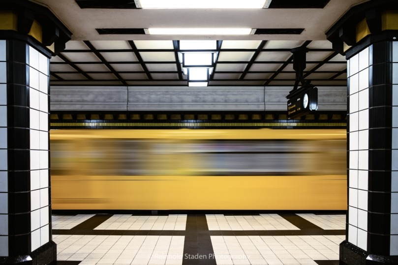 RSP - Reinhold Staden Photography - Fast Train