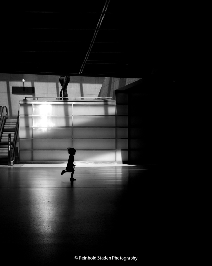 RSP - Reinhold Staden Photography - Shadow Kid